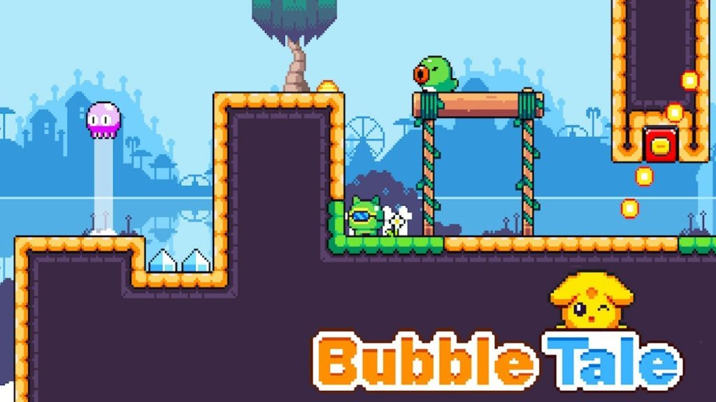 Bubble Tale indie