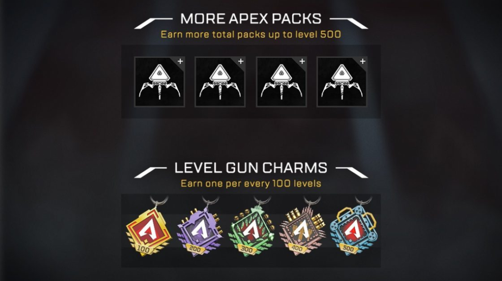 Free apex packs