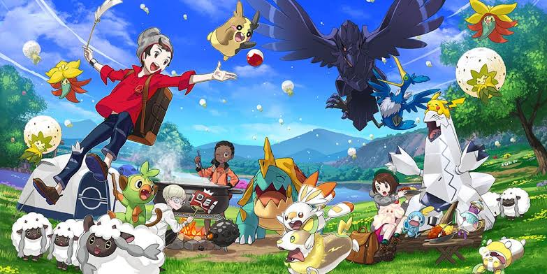 pokemon sword and shield complete pokedex