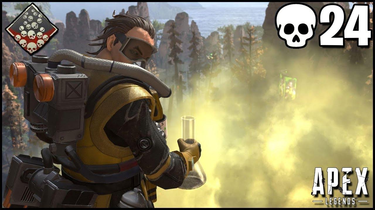 apex legends 20 kill badge