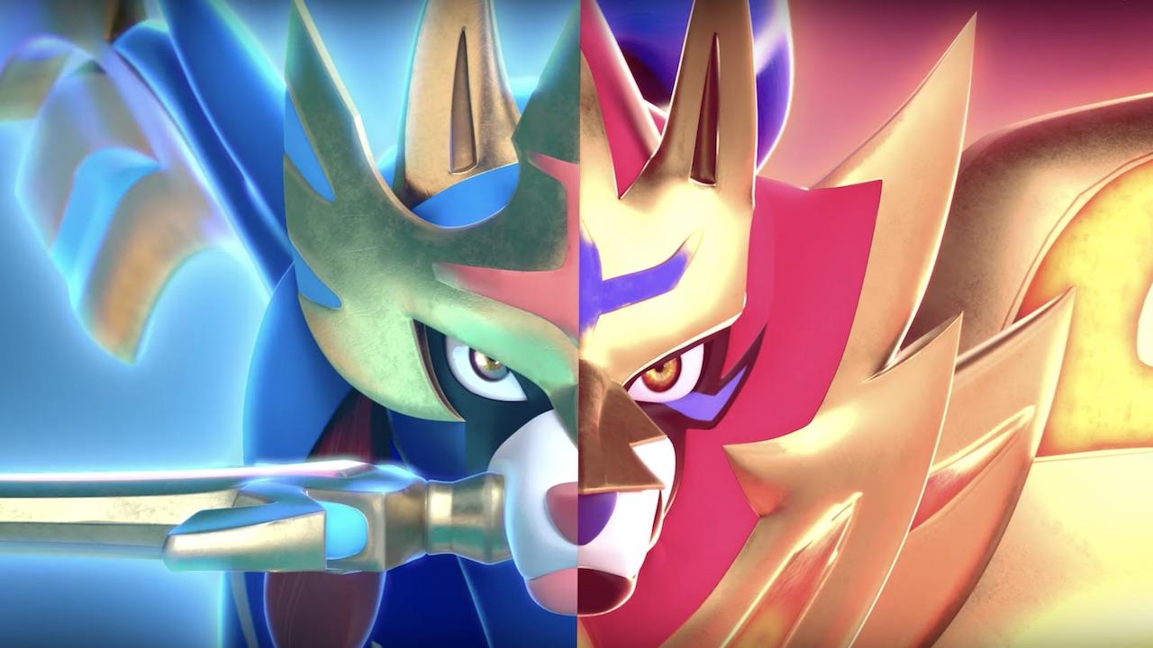 pokemon sword and shield