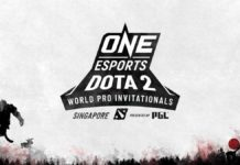 ONE Dota 2 Singapore World Pro Invitational