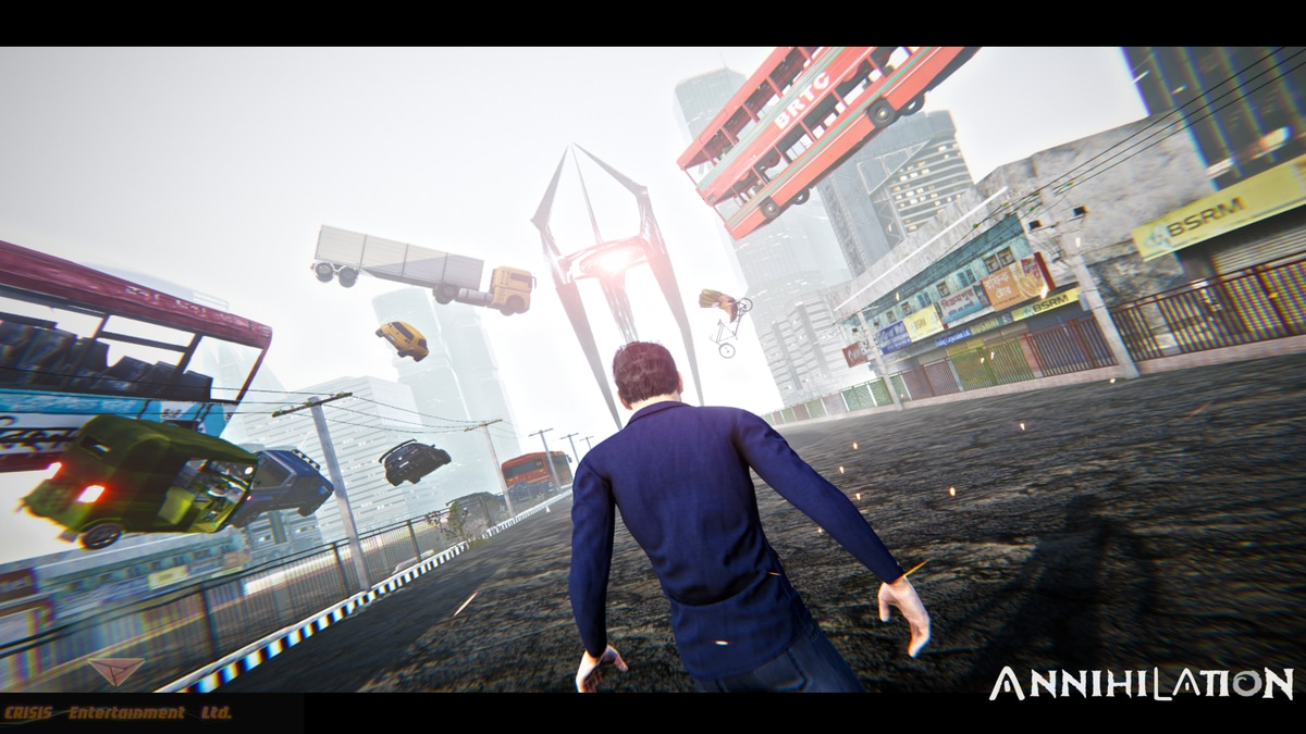 Annihilation is the first Competitive Multiplayer game made in ...