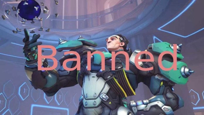 overwatch cheaters banned