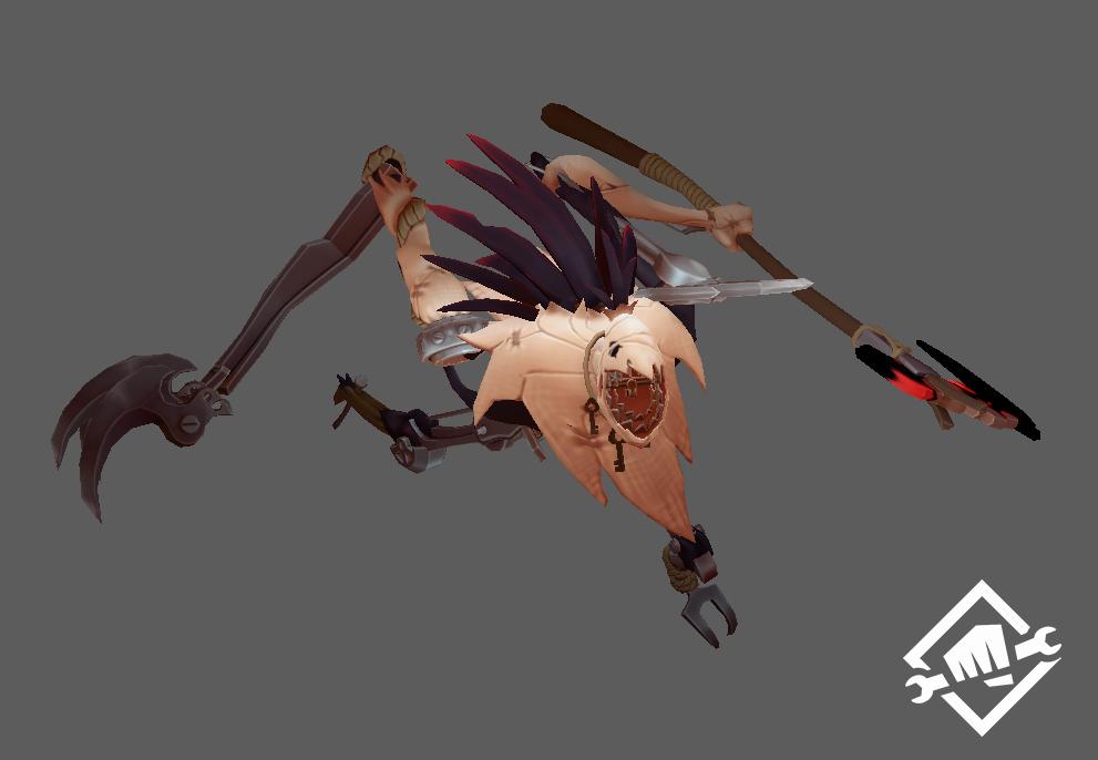 Fiddlesticks' VGU model