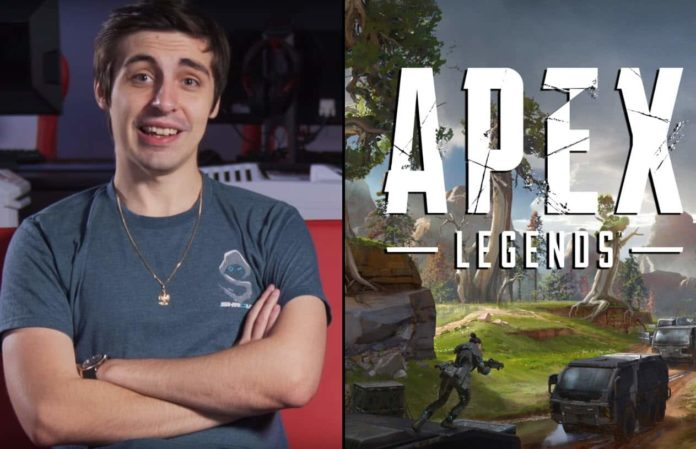 Shroud Apex Legends