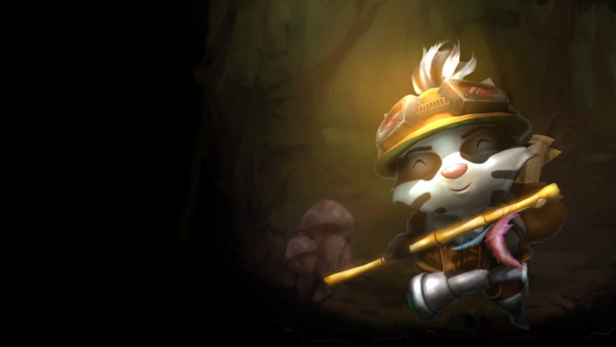 old teemo