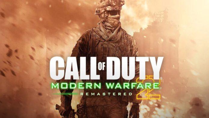 Call of Duty Modern Warfare 2 remastered leak