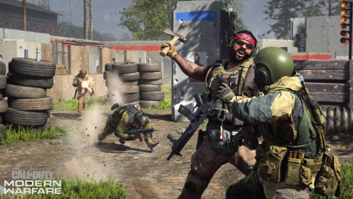 Modern Warfare BR