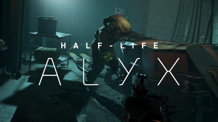 Half ALyx new mod