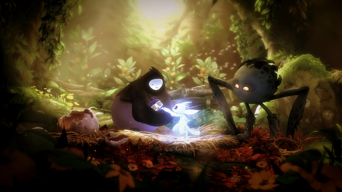 ori and the will of the wisps story