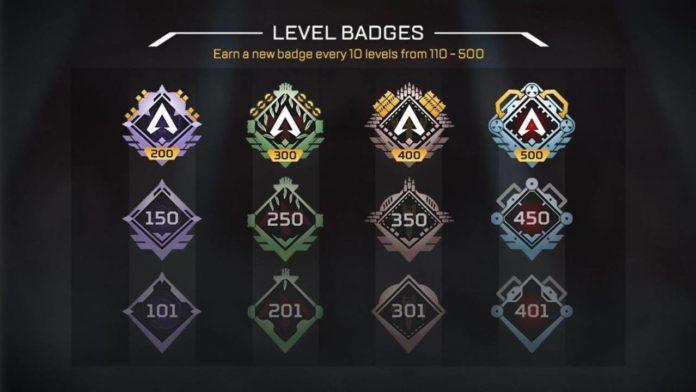 Apex Legends reward concept