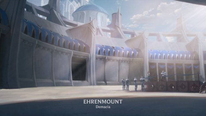 Tales of Runeterra Demacia