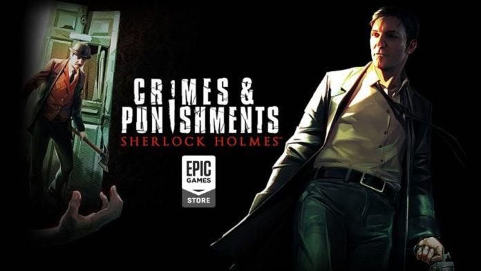 Sherlock Holmes: Crimes and Punishments Free