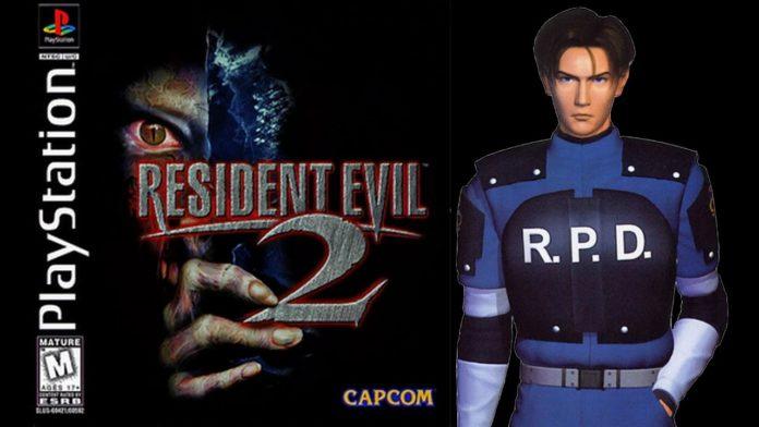 Resident Evil Leon voice actor