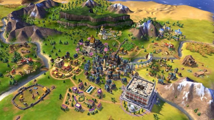 Civilization 6 free on Epic Games Store