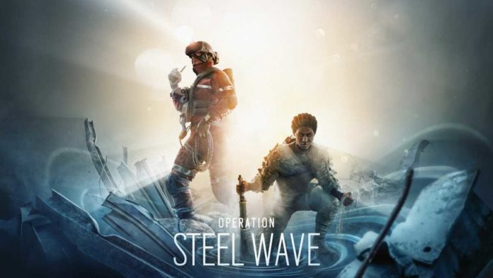 R6S Steel Wave leaks