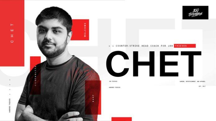 Chet Singh 100 Thieves
