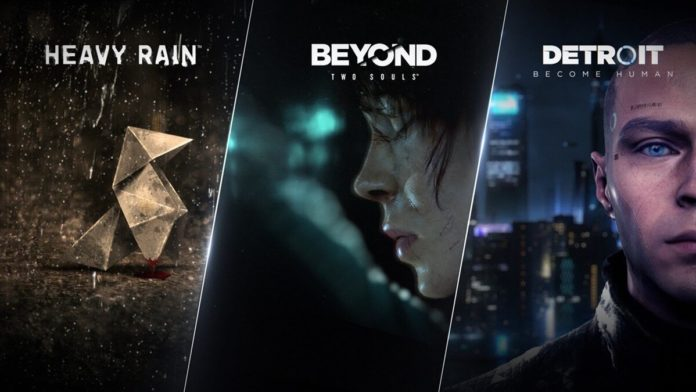 Quantic Dream games arriving on steam