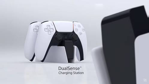 Ps5 charging station.