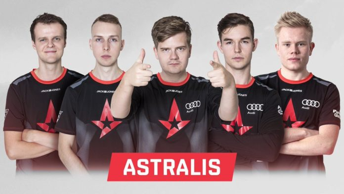 Astralis players on burnout