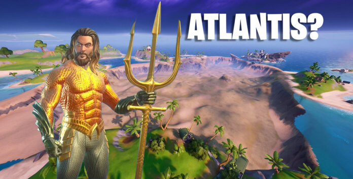 Fortnite Aquaman Atlantis