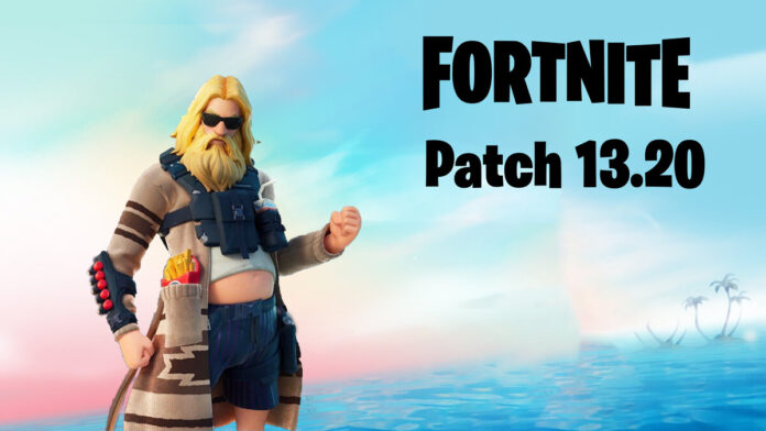Fortnite 13.20 new leaked skins