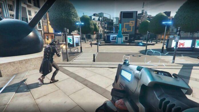 Ubisoft Hyper space teaser