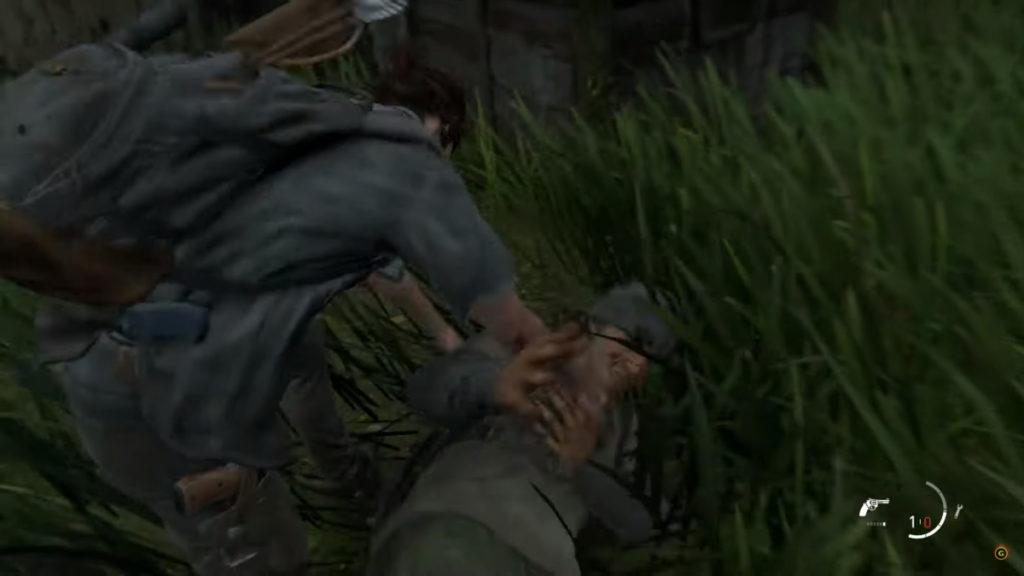 Last Of Us 2 Gameplay