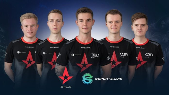 Astralis Dupreeh on twitter