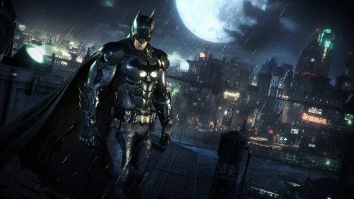 Batman game teased DC