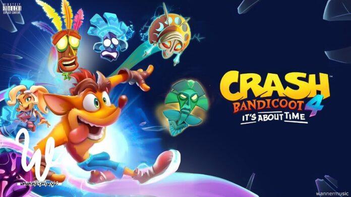 Crash Bandicoot 4 multiplayer
