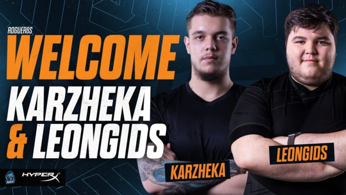 leongids and karzheka