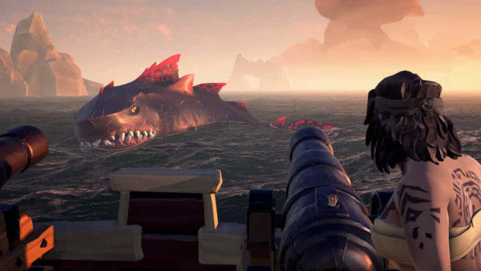 Sea of Thieves Linux