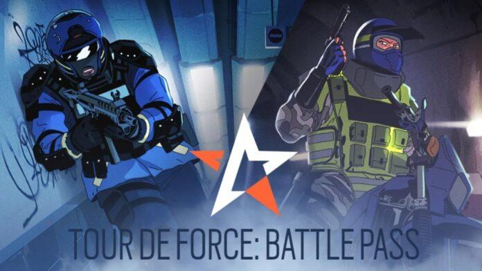 tour de force battle pass