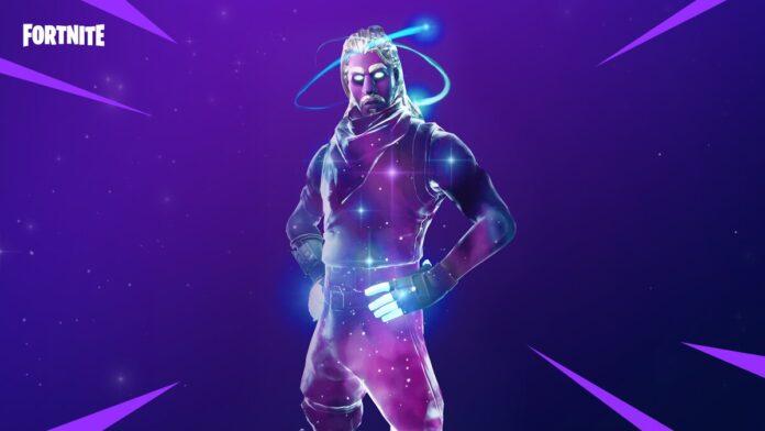 Fortnite Galaxy skin