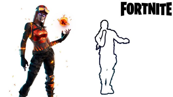 Fortnite Renegade Emote