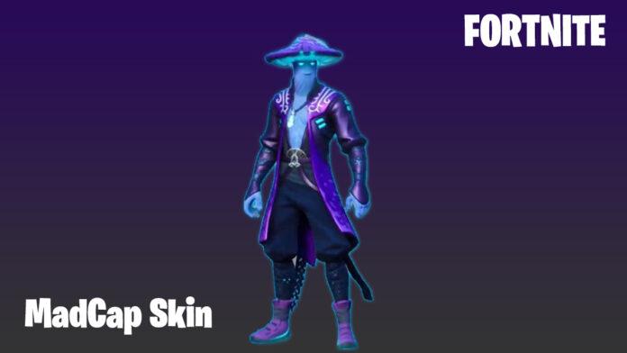 Fortnite Madcap Skin