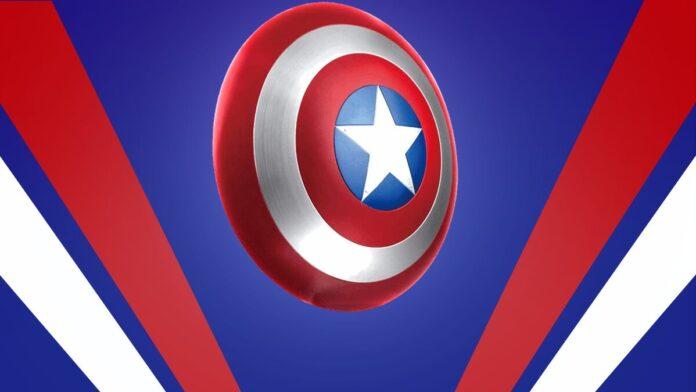 Fortnite Captain America Shield