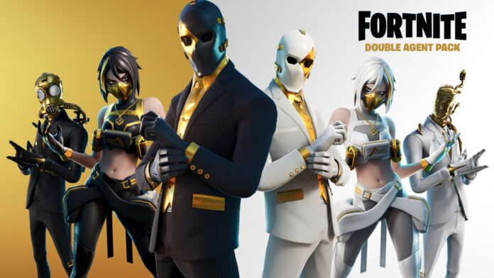 Double Agent Pack Fortnite