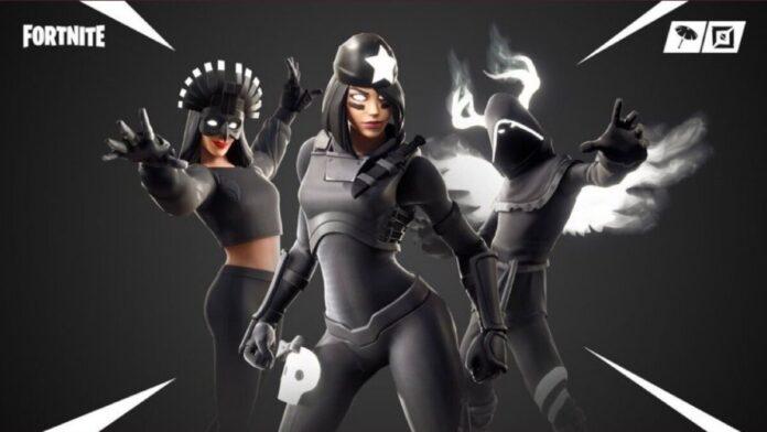 Shadow Rising Pack Fortnite