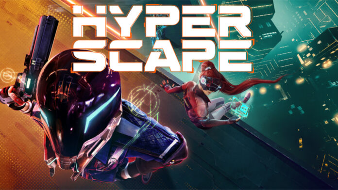 Hyper Scape all hacks and weapons