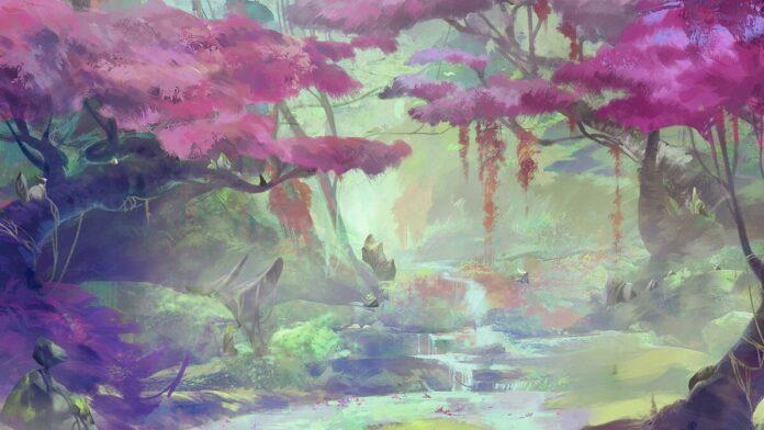 Lillia Splash Art