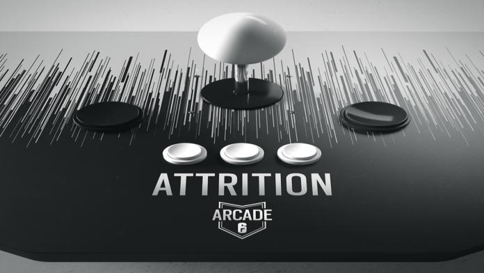 Siege Attrition arcade mode
