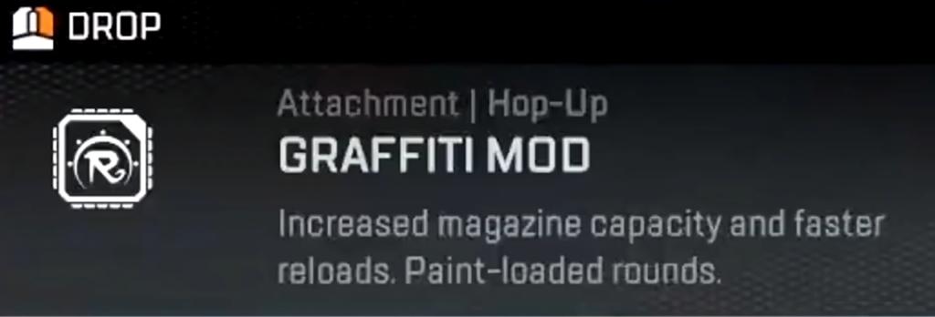 GRAFFITI MOD