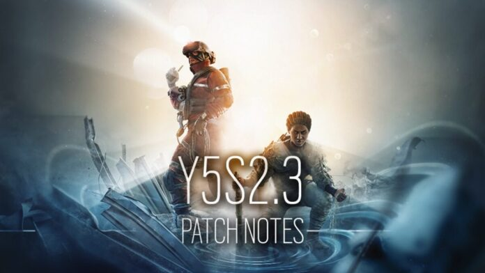 Y5S2.3 patch notes