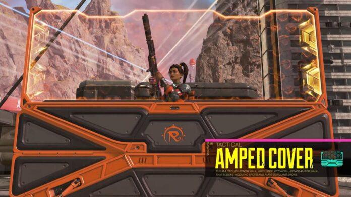 Rampart tactical bug Apex