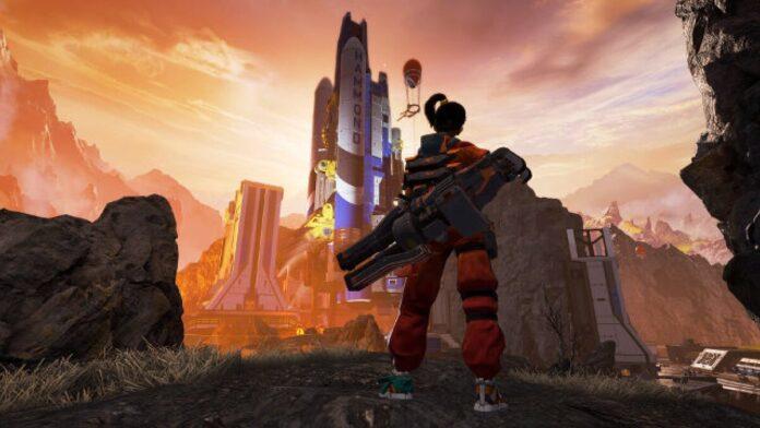 Apex Legends season 6 rocket launch date
