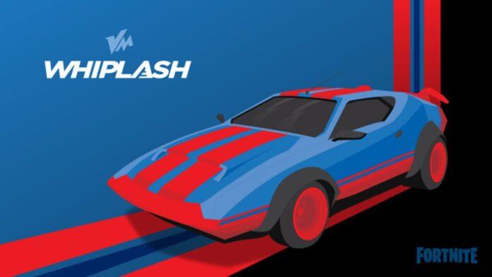 Fornite car Whiplash