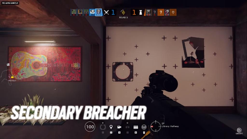 Shadow legacy new hard breach tool